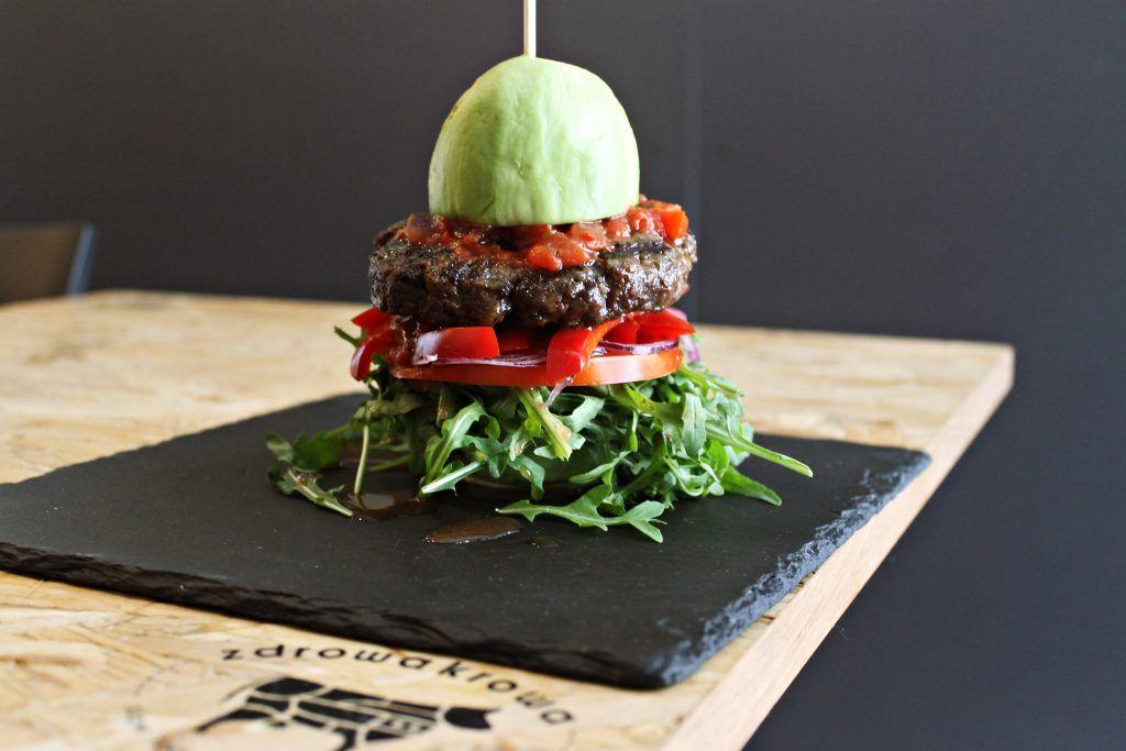Awokado Burger - powraca!