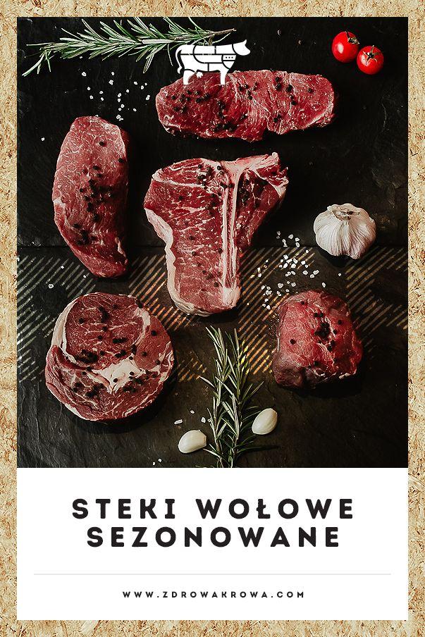 Steki z sezonowanej wołowiny! - steki wołowe sezonowane