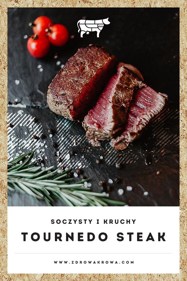 Steki z sezonowanej wołowiny! - tournedo steak