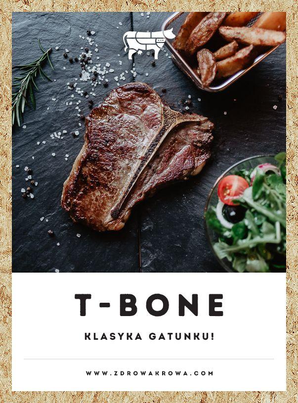 Steki z sezonowanej wołowiny! - t-bone
