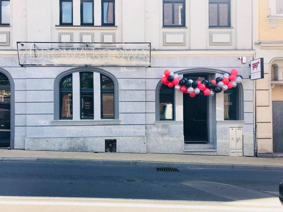 Otwarcie restauracji w Rybniku i Opolu