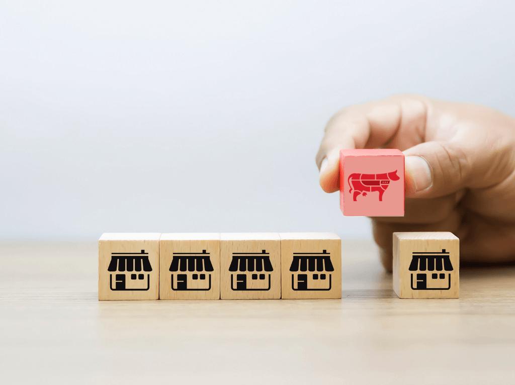 Zalety i wady prowadzenia franczyzy - grafika pochodzi z blogu Zdrowa Krowa