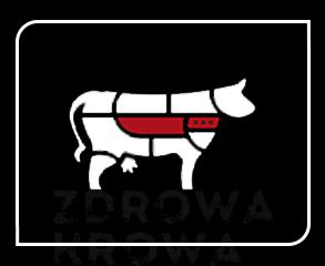 Logo Zdrowa Krowa